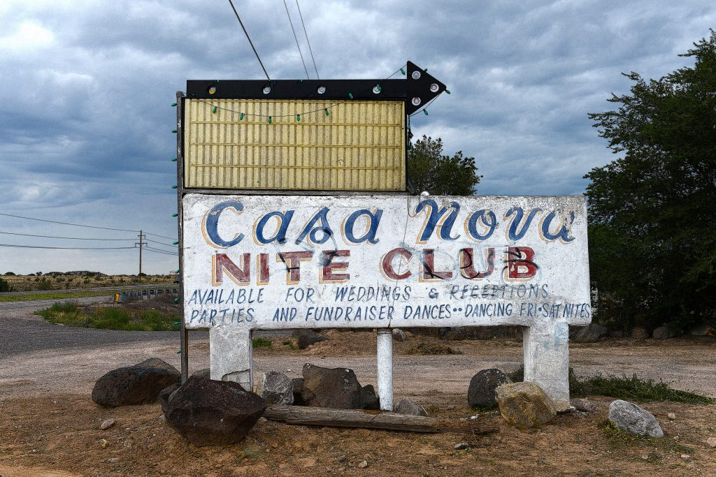 Casa Nova Nite Club, NM ap2r