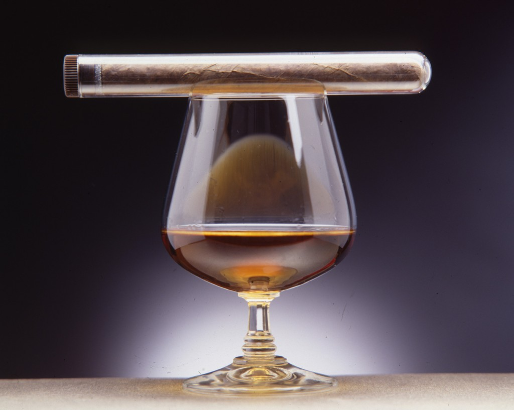 Cognac and Cigar (after dinner)