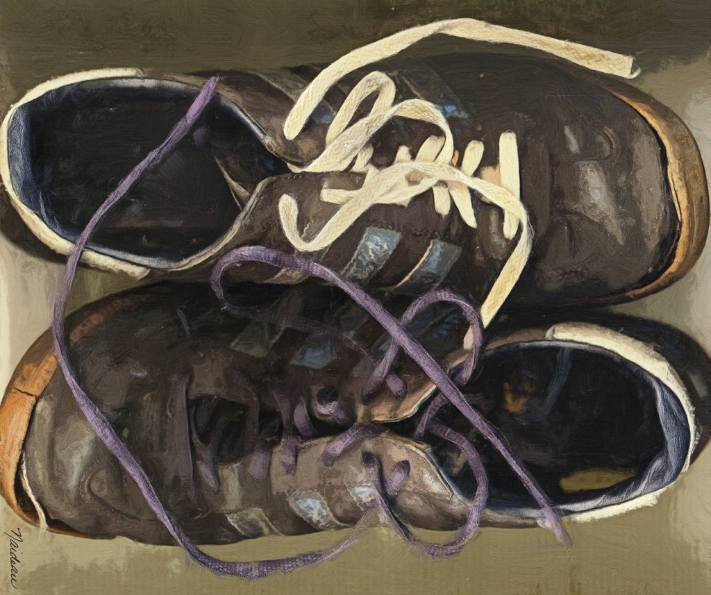 Old Shoes (scan)