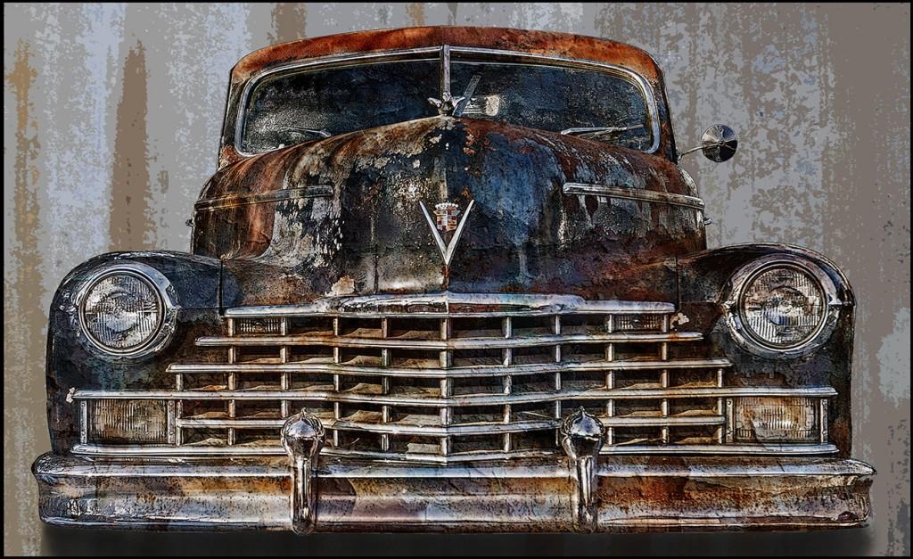 My Olde Caddy
