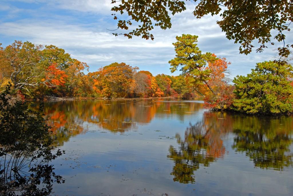 Oakdale lake1