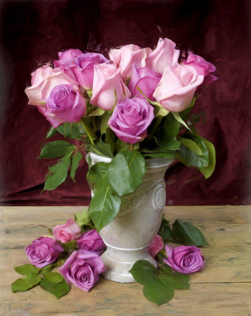 Corel Roses